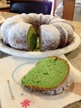 Happy Green Cake Weekend